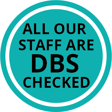 Children's cares, Staff DBS Checked